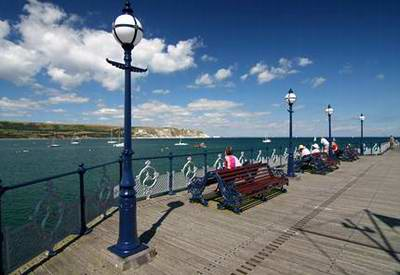 053-Main content-Pier in Swanage