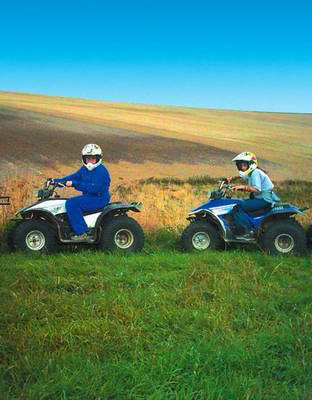 08-Main content-180 Junior Quad bikes
