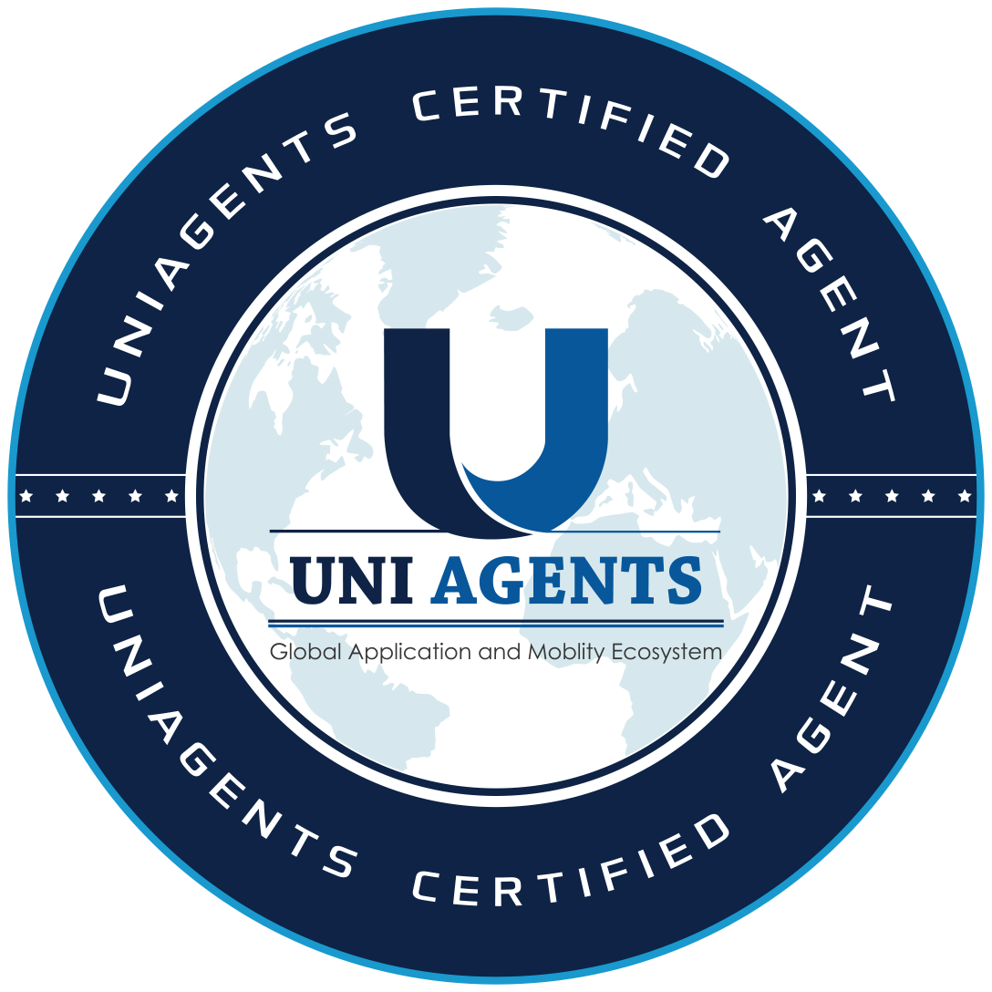 uniagents certified logo