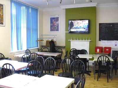 03London School Cafe